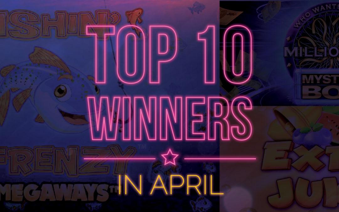 Top 10 Online Games in April