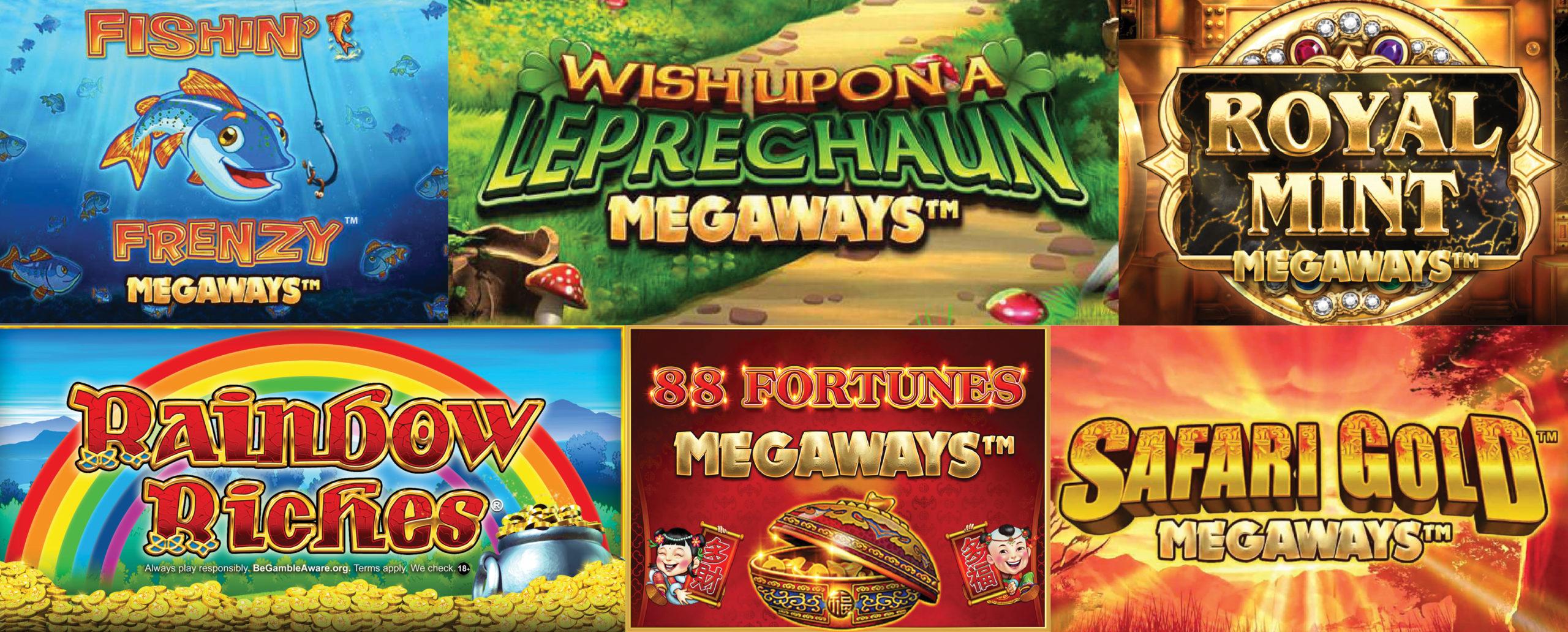 Megaways online slot games