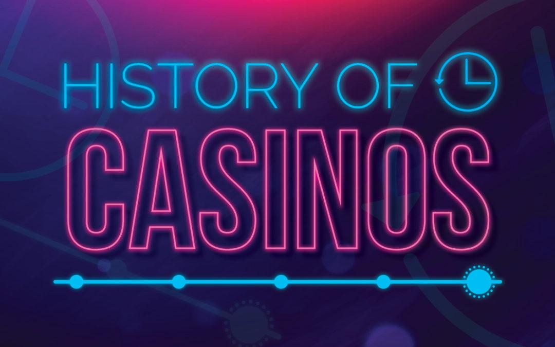 A History of Casinos