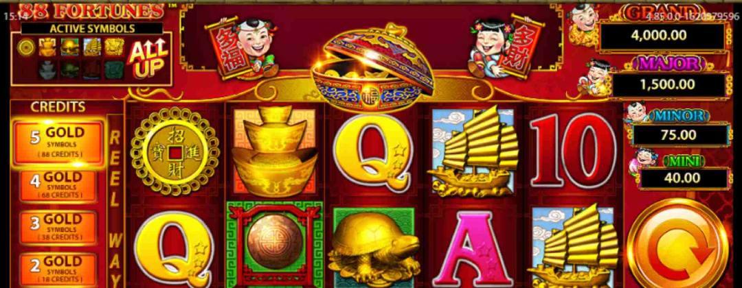 88 Fortunes Online Slot Review