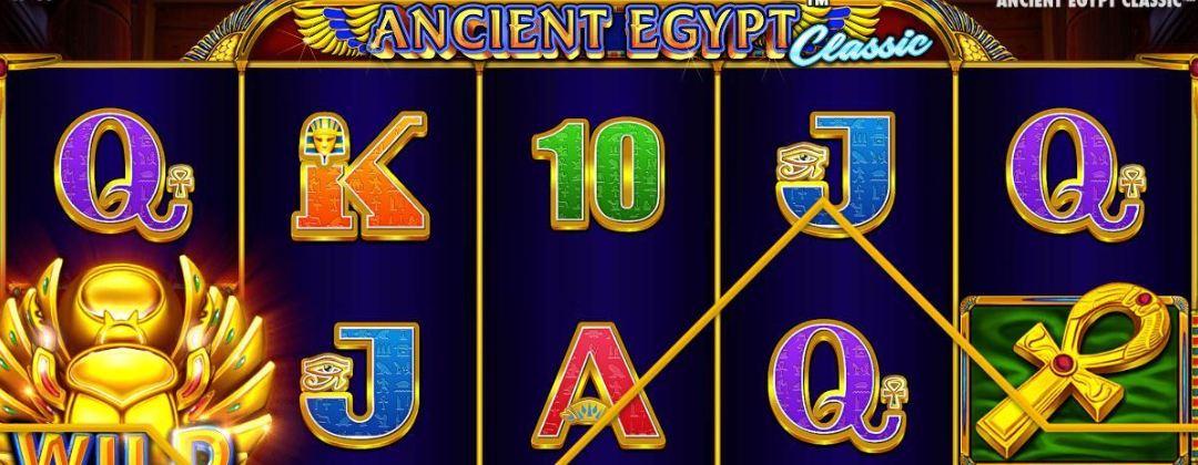 Ancient Egypt Classic Online Slot Review